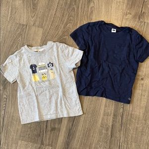 2 Janie and Jack T-shirts